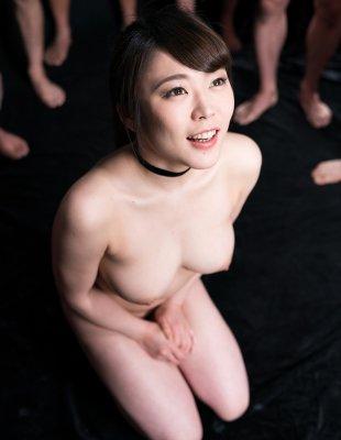 Букакке с красивой японкой