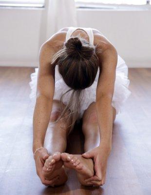 Секс балерины в балетной пачке